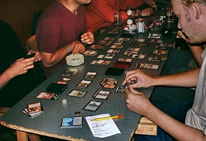 Information about Magic The Gathering Deck Builder 13